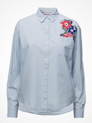 Hilfiger Denim Thdw Multi Stripe Shirt L/S 41