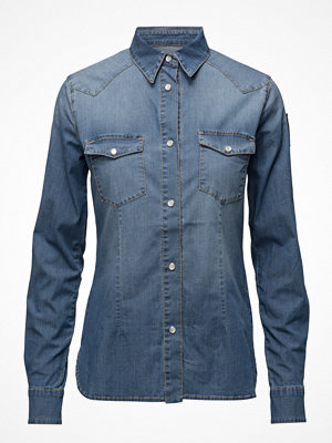 Hunkydory Nellie Denim Shirt