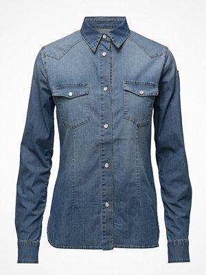 Hunkydory Nellie Denim Shirt