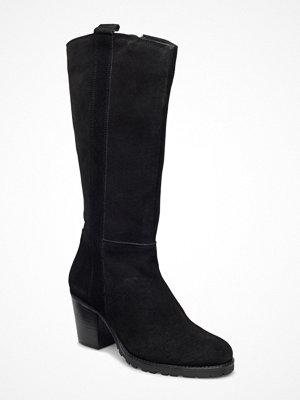 Stövlar & stövletter - Bianco Long Suede Boot Jja16