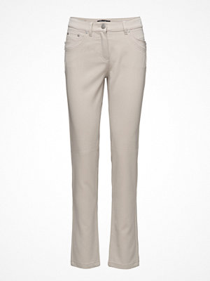 Brandtex omönstrade byxor Suiting Pants