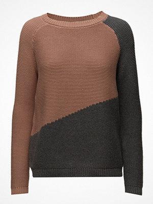 Saint Tropez Two Col Sweater
