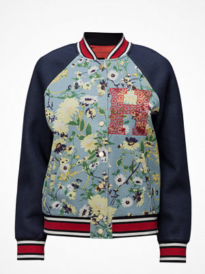 Hilfiger Collection Floral Bomber Jkt