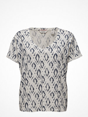 Scotch & Soda Boxy Fit S/S Tee In Various Allovers