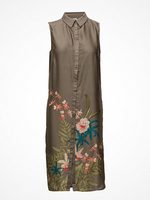 Tunikor - Saint Tropez Place Flower Printed Tunic