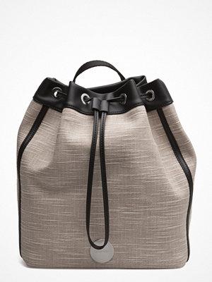 Calvin Klein omönstrad ryggsäck Xandr4 Canvas Backpa