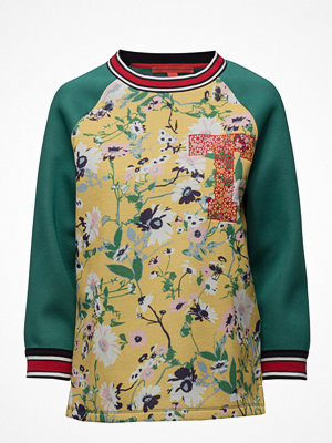 Hilfiger Collection 60'S Floral Ls Sweatshirt