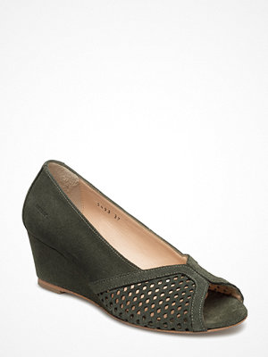 Pumps & klackskor - Angulus Sandals  - Wedge -Open Toe -Closed Counter