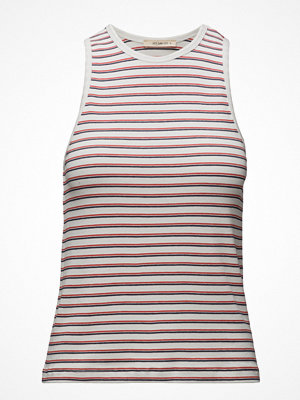 Lee Jeans Striped Tank White