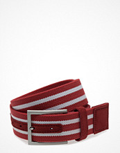 Bälten & skärp - Topeco Mens Belt Textile 40mm, Navy