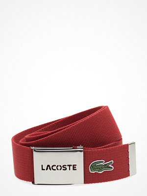 Bälten & skärp - Lacoste Leather Goods Belt