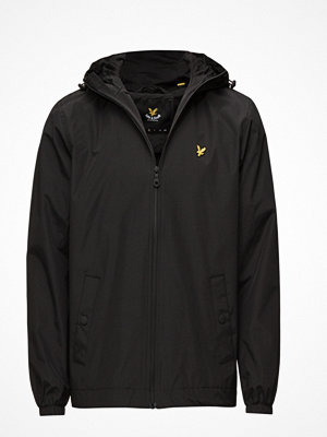 Jackor - Lyle & Scott Zip Through Hooded Jacket