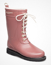 Gummistövlar - Ilse Jacobsen Rain Boot - Mid Calf, Classic With Laces