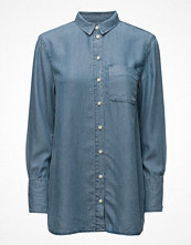 Selected Femme Sfdahrma Ls Denim Shirt