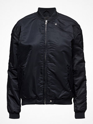 Scotch & Soda Nylon Bomber With Contrast Metallic Details