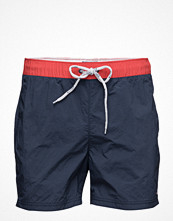 Badkläder - Hilfiger Denim Thdm Colorblock Swimshort 18