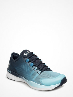 Sport & träningsskor - Under Armour Ua W Charged Push Tr Seg
