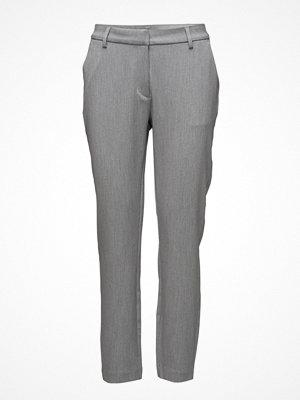 2nd One grå byxor Carine 111 Light Melange, Pants