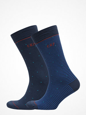 Strumpor - CR7 Cr7 Fashion Socks 2-Pack