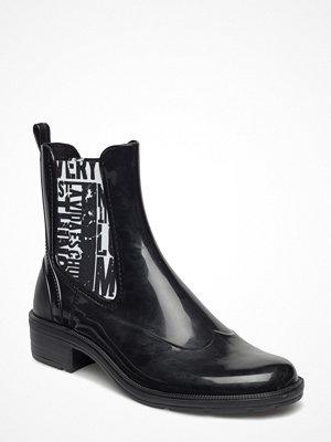 Gummistövlar - Desigual Shoes Shoes Ankle Rain Boot Kartel