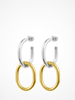 SOPHIE By SOPHIE Two Tone Earrings