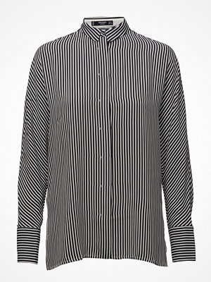 Skjortor - Mango Striped Flowy Shirt