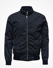 Jackor - Lindbergh Short Garment Dyed Zip Jacket