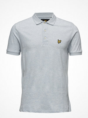 Lyle & Scott Mouline Yoke Detail Polo Shirt