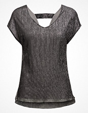 Saint Tropez Pleated Shimmer T-Shirt