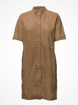 Selected Femme Sfpolin Long Suede Shirt