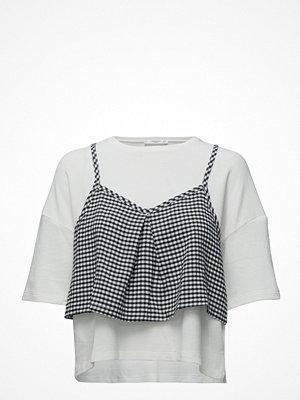 Mango Contrasting T-Shirt