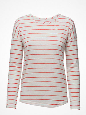 Only Onlmarina L/S Bow Top Ess