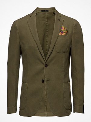 Kavajer & kostymer - Scotch & Soda Garment Dyed Blazer In Structured