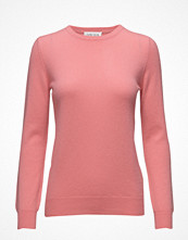 Tröjor - Davida Cashmere Basic Sweater