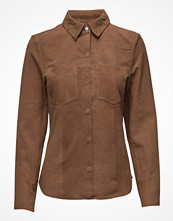 Vila Vista Soft Suede Shirt Gv