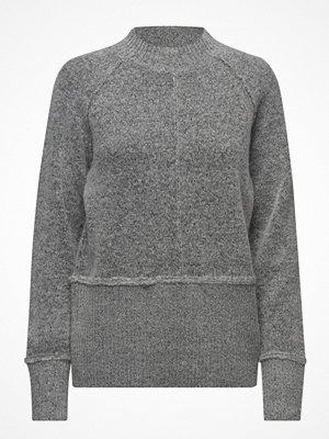 Saint Tropez Sweater W. High Neck