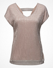 Saint Tropez Pleated Shimmer T-Shirt