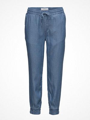 Mango Denim Trousers