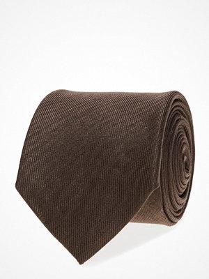 Slipsar - ATLAS DESIGN Tie Plain Linen