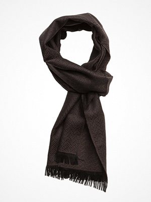 Halsdukar & scarves - J. Lindeberg Solido Tribal T-Herringbone