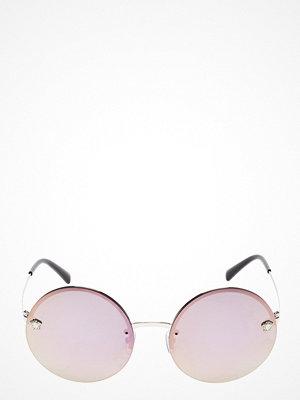 Versace Sunglasses Round Frame