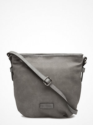 Gerry Weber ljusgrå mönstrad axelväska Easiness Shoulderbag Mvz