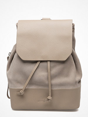 Royal Republiq omönstrad ryggsäck Bucket Backpack Petite Suede