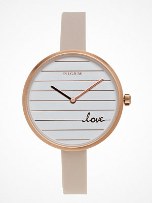 Pilgrim Watch Rose Gold Plated