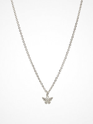 Smycken - SNÖ of Sweden Jonna Small Pendant Neck Butterfly 40