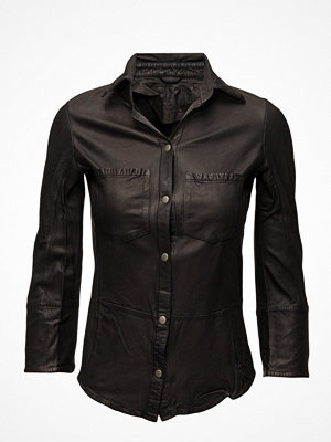 MDK / Munderingskompagniet Kirsty Leather Shirt