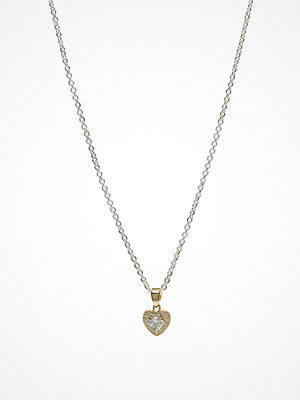 Smycken - SNÖ of Sweden Jonna Small Pendant Neck Heart 40
