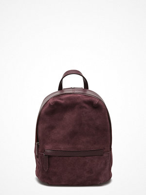 Royal Republiq omönstrad ryggsäck Encore Backpack Petite Suede