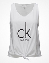 Calvin Klein Knotted Tank, 001, L