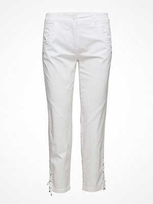 Gerry Weber vita byxor Crop Leisure Trouser